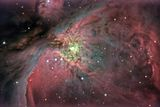 В сърцето на голямата мъглявина в Орион - М42 ; comments:9