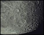 Южните райони на Луната около кратерите Тихо и Клавдий ; comments:8
