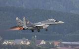 МиГ-29 на полските ВВС ; comments:13