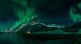 """""""Зелена нощ"""" над Stetind ; comments:19"""