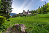 Peleș Castle - Castelul Peleș - Sinaia - Romania ; comments:5