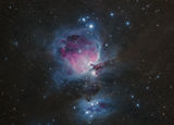 Orion Nebula & Running man Nebula ; comments:21