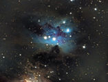 Running Man Nebula ; comments:6