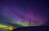 Пълноцветно сияние в южна Швеция 2/3 ; comments:4