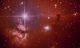 Horse Head and Flame Nebula ; comments:5