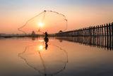 Ловец на слънца в Мианмар ; comments:26