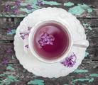 Утринен чай от малини с ухание на люляк. ; comments:32