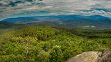 Изглед от Славееви скали над Велинград ; comments:1