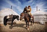 Ловец с орел (Mongolia -Golden Eagle Festival 2017) ; comments:6