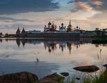 Вечер на Соловецких островах ; comments:8