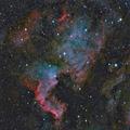 NGC 7000 - Мъглавината Северна Америка ; comments:7