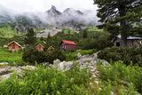 Високо в планината - Мальовица. ; comments:6