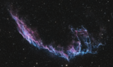 The Eastern Veil Nebula ; comments:9