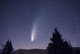 Кометата NEOWISE  съвършена красота . ; comments:9