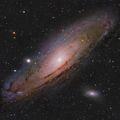 M31 - Галактиката Андромеда ; comments:28