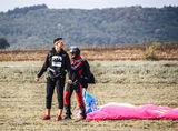 After skydiving ; No comments