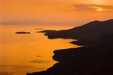Егейски залезен пейзаж ; comments:14