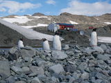 """Основната сграда на Българската Антарктическа База """"Св. Климент Охридски"""" ; comments:5"""
