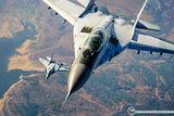 Български МиГ-29 в небето на България! ; comments:26