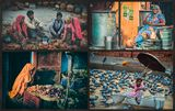 На пазар някъде в Индия.... ; comments:16