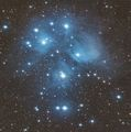M45 - The Pleiades ; comments:12