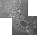 Plato crater and Vallis Alpes ; comments:1