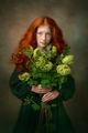 Червенокоска в зелено ; comments:18