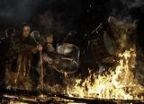 Край огъня в нощта на Сурова ; comments:3