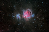 Orion Nebula (Messier 42, NGC 1976) ; comments:11