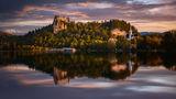 Блед, Словения ; comments:6