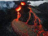 Изригване на вулкана Geldingadalur ; comments:37