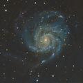 M101 - Галактиката Въртележка ; comments:10