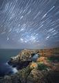 Нощното небе над арката ; comments:1
