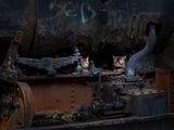 Плахите обитатели на старата вагонетка ; comments:12