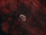 Crescent Nebula - NGC 6888 ; comments:6
