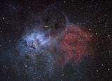 Мъглявината Лъв в съзвездие Цефей ; comments:7
