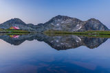 Тевно езеро преди изгрев ; comments:7