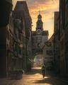Rothenburg ob der Tauber ; comments:8